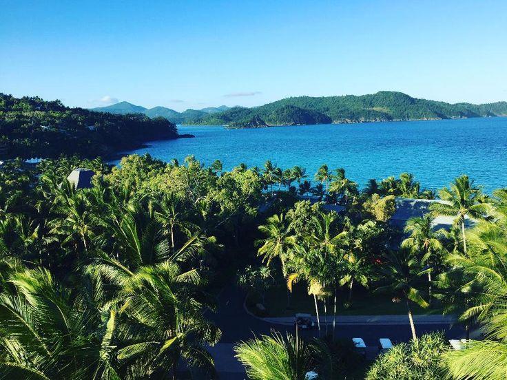 Hamilton Island Reef View Hotel - aerial view