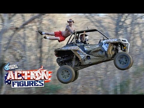 Nitro Circus Presents Travis Pastrana's Action Figures [Official Trailer] - YouTube