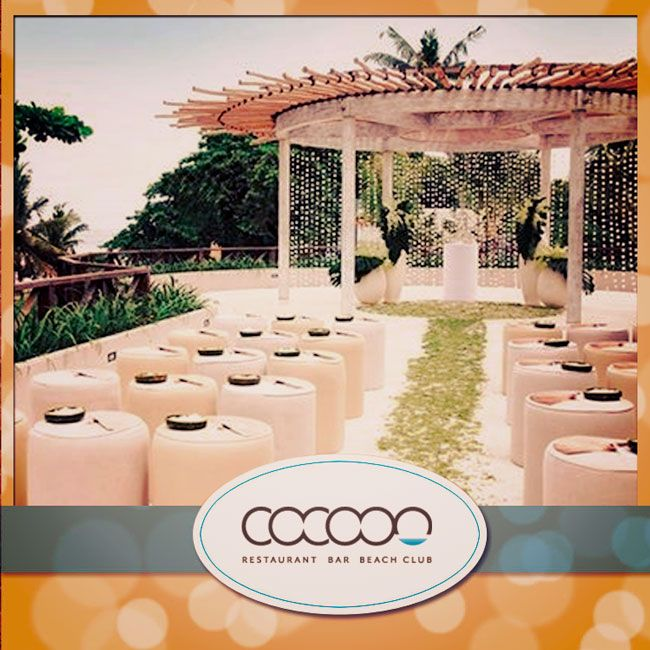 Looking for a dream wedding venue in #bali ..look no further than #cocoonbeachclub Check out Cocoon Beach Club Weddings for more gorgeous pics