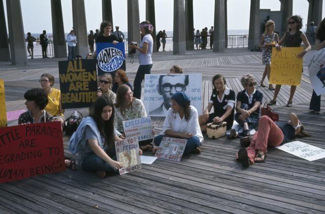 the womens liberation movement essay