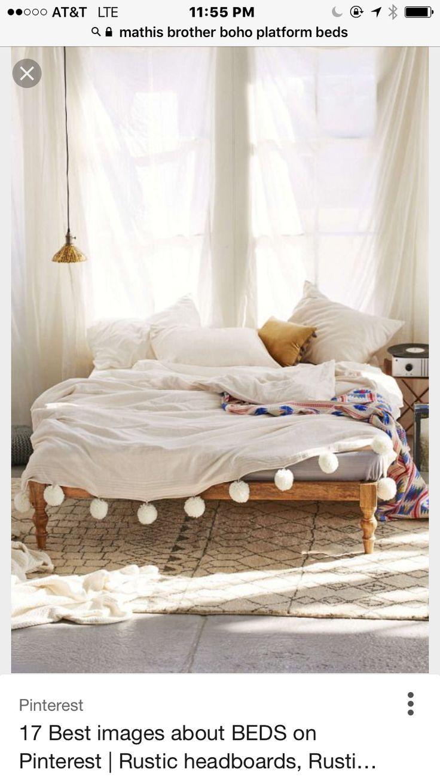Bohemian Bedrooms, Teen