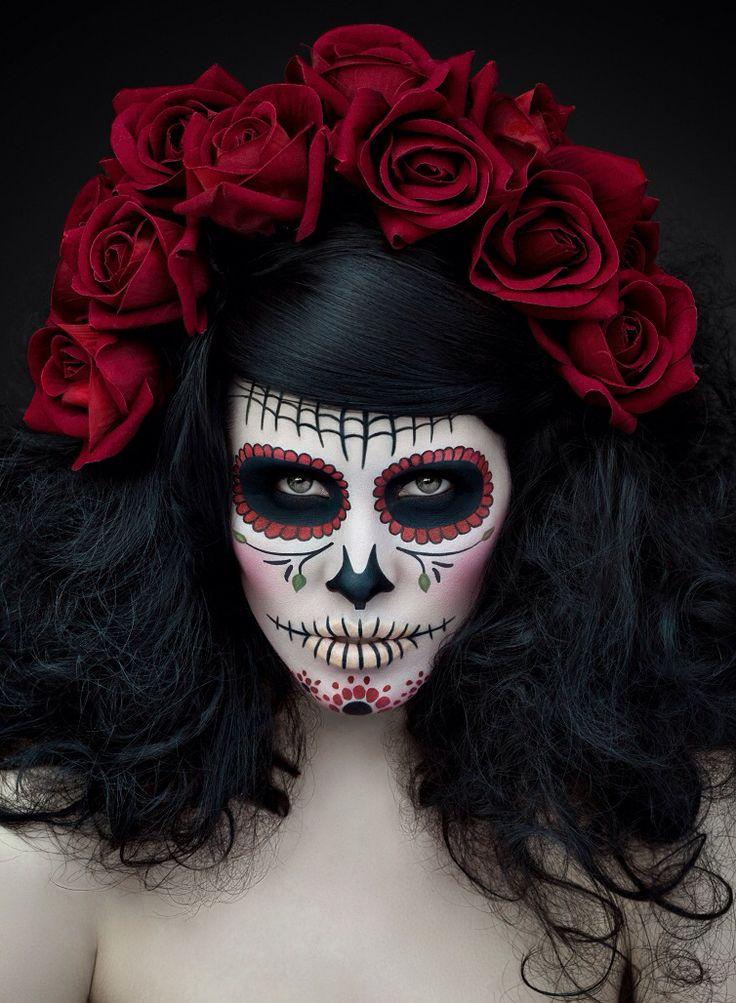 56 best images about Halloween makeup on Pinterest | Halloween ...