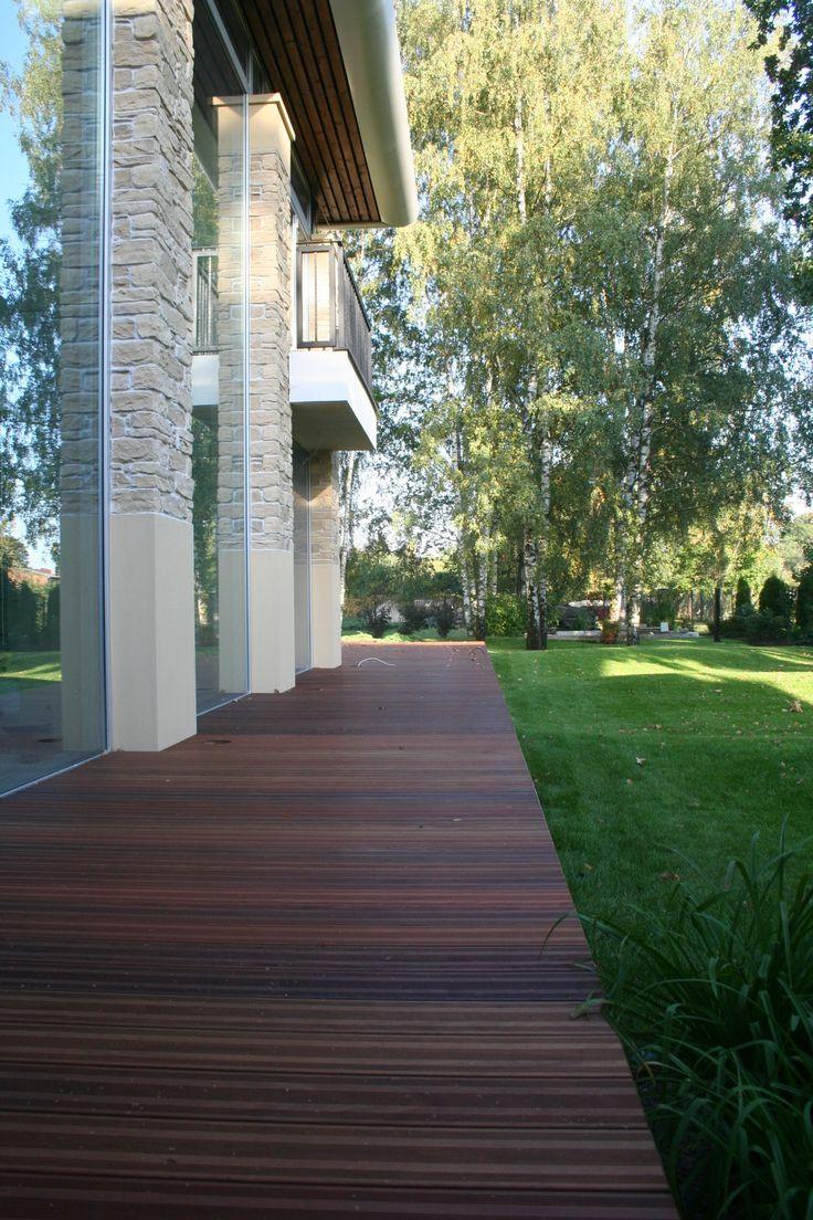Garden Wood Terrace