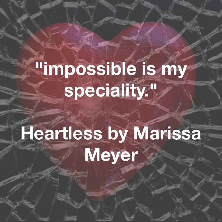 Heartless  Marissa Meyer