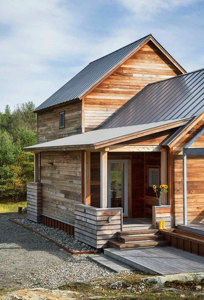 Passive House in Vermont by Zero Energy Designs in Ithaca For the
