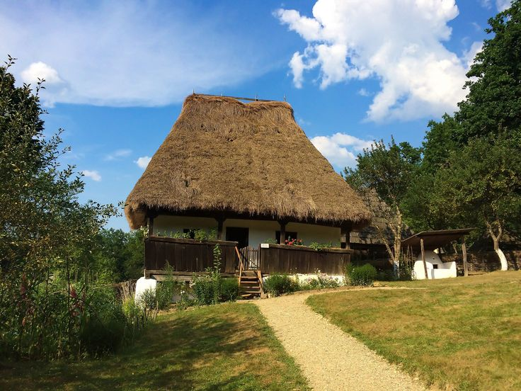 Museum of Traditional Folk Civilization Astra - Sibiu (Romania)