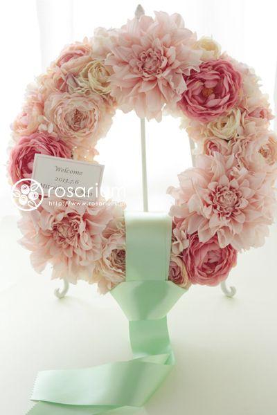 会場装花 | rosarium