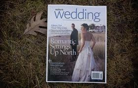 My North Wedding Article