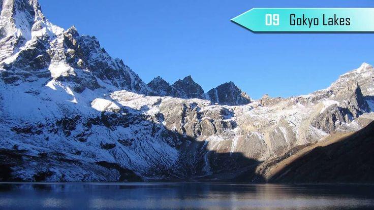 Top 10 Lakes and Beautiful Mountains of Nepal || Visit Nepal || 10 Desti...