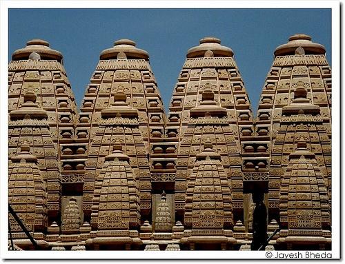 Jayesh Bheda - Gujarat, India - Bhadreshawar Jain Temple
