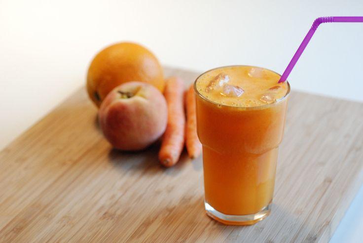 Juicefaste dag 1 juice 5
