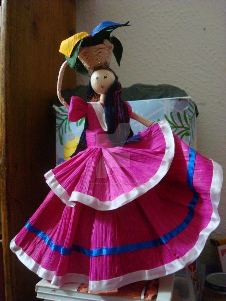 Tamal doll by Lily-de-Wakabayashi