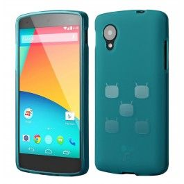 Cruzerlite CyanogenMod Case for LG Nexus 5 - Teal