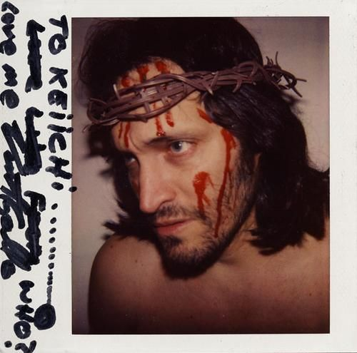 Sturdy: Vincent Gallo Quotes