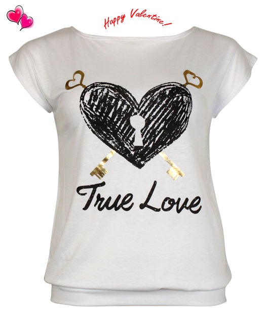 Valentine's True Love Heart Top Plus Size 1X,2X,3X $10.00   Click Here: http://www.jasmineusaclothing.com