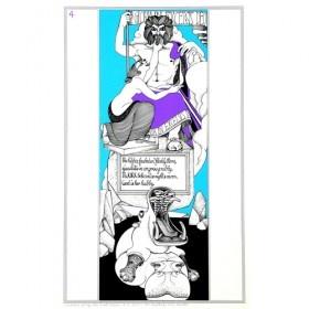 43 best images about alasdair gray scottish artist for Alasdair gray hillhead mural