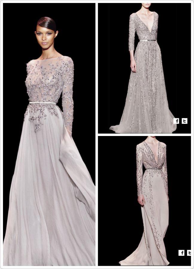 Elli Saab 2013 summer couture ...