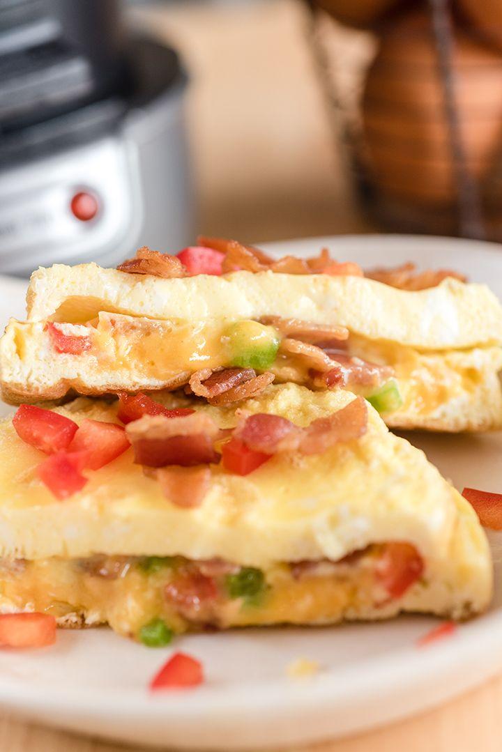 40 best breakfast sandwich maker recipes images on