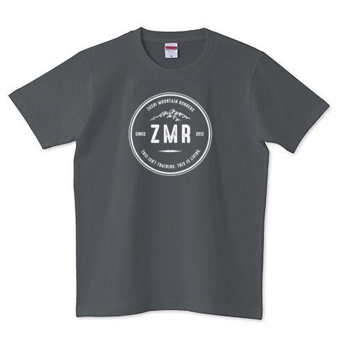 ZMR white | デザインTシャツ通販 T-SHIRTS TRINITY(Tシャツトリニティ)