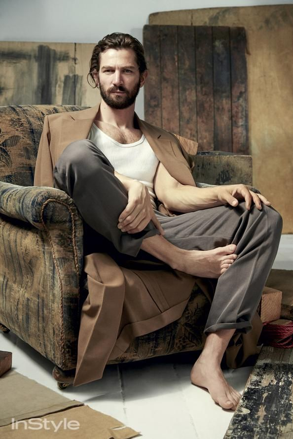 Game of Thrones star Michiel Huisman is as charming as he is handsome.