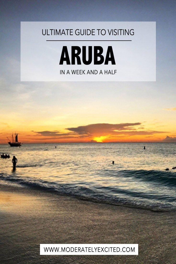 25 Best Ideas About Aruba Island On Pinterest