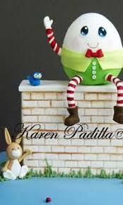 Image result for humpty dumpty cake