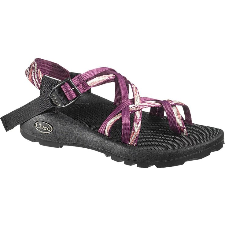 Adventure and style combine with the Chaco Unaweep women's sandals,  offering a double-strap design for a great fit and fun style for  go-anywhere multisport ...