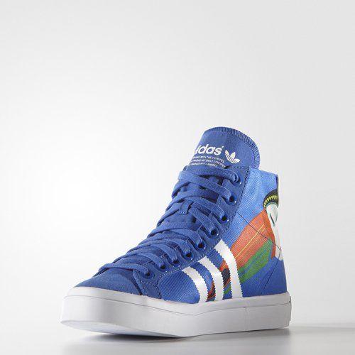【adidas Originals by The Farm Company】 コートバンテージミッド[CourtVantage MID W] シューズ スニーカー スパイク サンダル ミッドカット [S32016]|アディダス オンラインショップ -adidas 公式サイト-