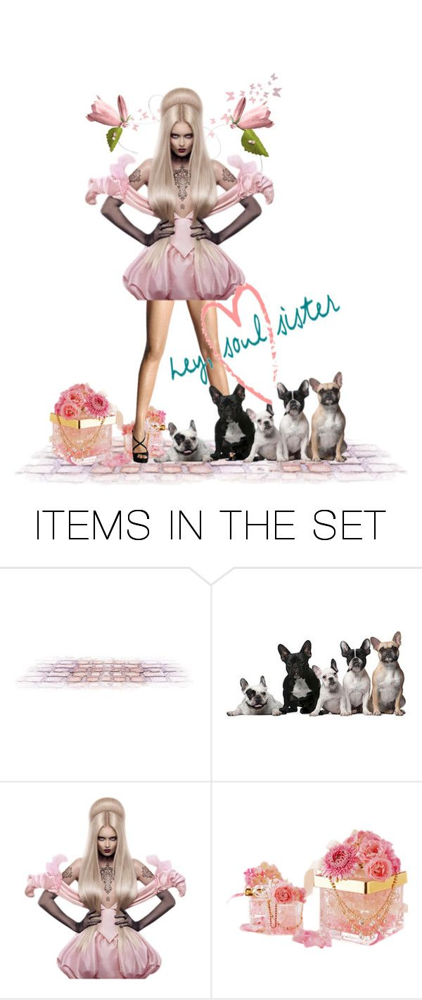 """""""Hey Soul Sister!"""" by shay-h ❤ liked on Polyvore featuring art, dolls and dollart"""