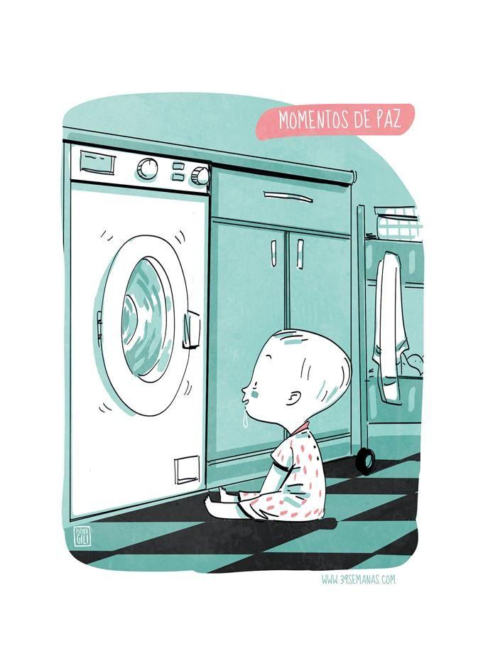 Fotos: ¿Acabas de ser madre? Ilustraciones para partirse de risa - Nuevo libro de humor del embarazo y los primeros meses