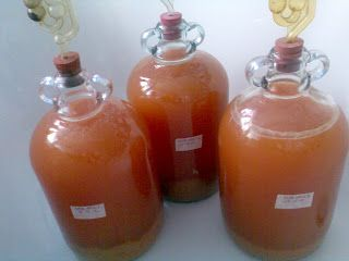 Crab Apple Wine 2013 - The Making Of ...