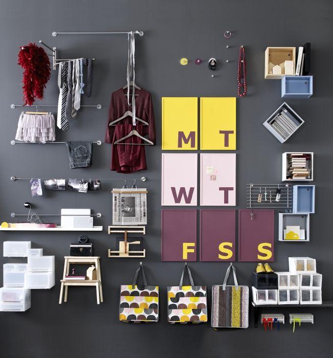 Φθινόπωρο, εποχή για οργάνωση! Με μερικές καλές ιδέες, ο χώρος της εισόδου μπορεί να φιλοξενήσει με τάξη όλα τα αντικείμενα στα οποία θα χρειαστεί να έχετε εύκολη πρόσβαση!