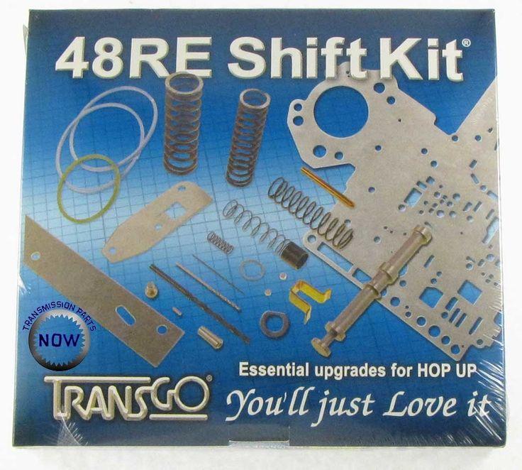 TransGo Shift Kit SK 48RE Diesel/V10 Transmission Parts