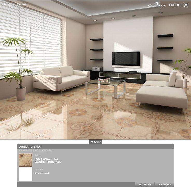 1000 images about pisos y azulejos on pinterest el for Pizos y azulejos