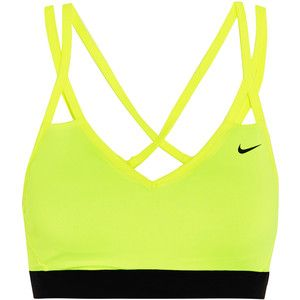a8bf16080b BANG Padded Push Up Yoga Sports Bra is made from a breathable