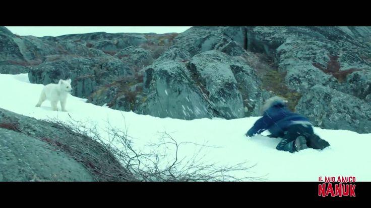 Brando Quilici ci parla del film Il mio amico Nanuk un'appassionante avventura nelle sconfinate, bellissime ma ostili terre dell'Artico Canadese. Protagonisti Luke, ragazzo di 14 anni e Nanuk, un cucciolo di orso. Al cinema dal 13 novembre.  #Backstage #Nanuk #cinema #film #Dakota #Artico #OrsoPolare