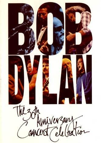 """Documentary / Concert: """"Bob Dylan: 30th Anniversary Concert Celebration (TV)"""" (1993). Country: United States. Director: Gavin Taylor. Cast: Bob Dylan, The Band, Mary Chapin Carpenter, June Carter Cash, Johnny Cash, Tracy Chapman, Eric Clapton, Dennis Hopper, Kris Kristofferson"""