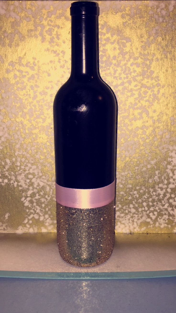 Wedding decorations with wine bottles   best Centerpieces images on Pinterest  Decorated bottles