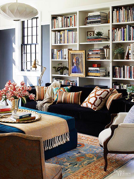 Best 198 Best Built Ins Bookshelves Images On Pinterest 400 x 300