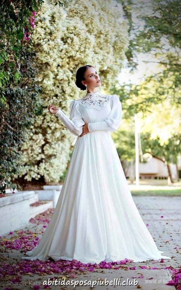 0703b0470b67 Sharon Katz 2018 Abiti da sposa