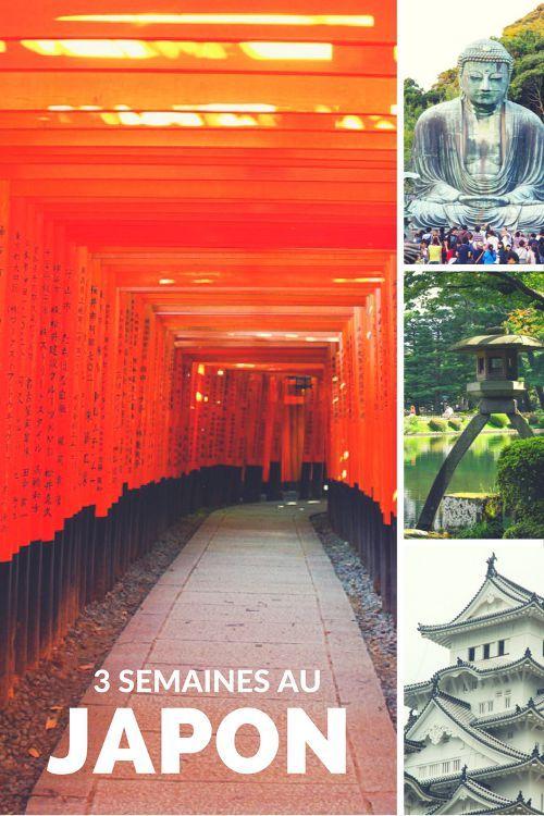Itinéraire de 3 semaines au Japon sur l'île d'Honshu : Tokyo, Kyoto, Alpes Japonaises, Kanazawa, Presqu'ile d'Izu, Hakone