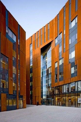 Broadcasting Place / Downing and Leeds Metropolitan University/Feilden Clegg Bradley Studios. @designerwallace