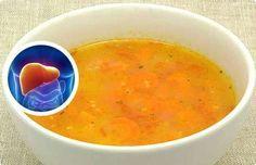3 bouillons pour désintoxiquer le foie - Améliore ta Santé