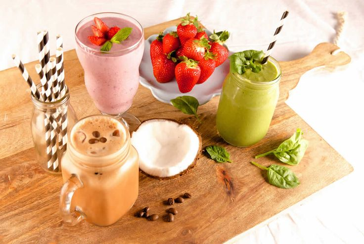 """A delicious selection of low carb, healthy fat smoothie recipes will feature in the Breakfast section of the book, """"What The Fat? Fat's IN, Sugar's OUT"""".    #WhatTheFatBook #Smoothies #LCHF #LowCarbHealthyFat #recipes #nutrition #lowcarbeating"""