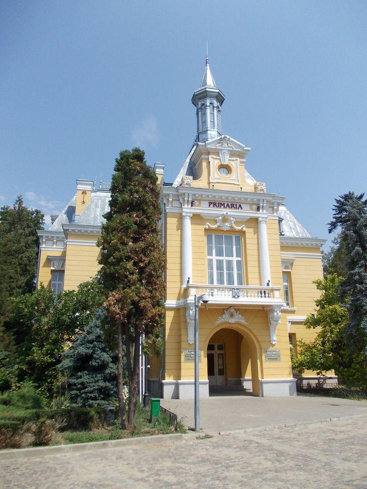 Primăria veche (cca. 1850), Piața Revoluției 1, Botoșani