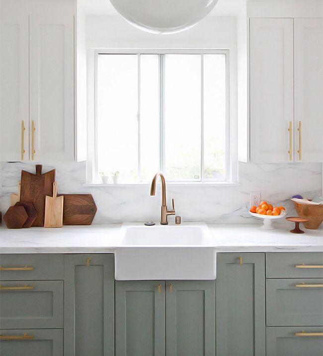 Kitchen - tones