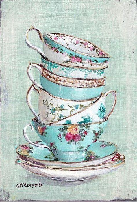 #Tea - Gail McCormack Mais: