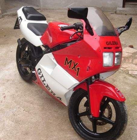 MX-1 125, 1988