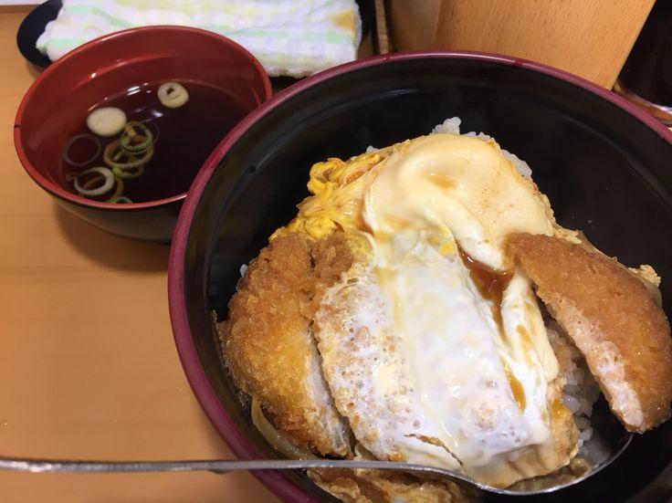 Chicken Katsu ¥480  Around Akihabara