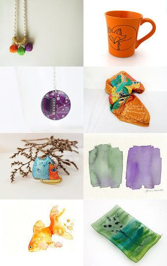Almost Fall by Noa Ambar Regev on Etsy--Pinned with TreasuryPin.com